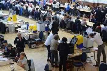 Британци гласували по два пъти                 на референдума за Брекзит