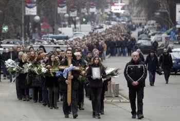 Косовската полиция разпитва    свидетели на убийството    на сръбски лидер
