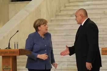 Меркел одобри идеята на Борисов за среща Турция - ЕС