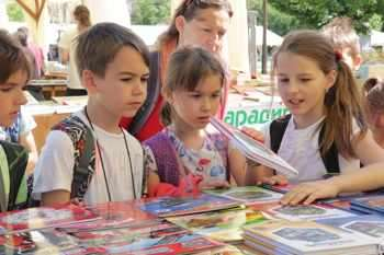 Какво да правят децата през лятото?