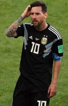 Аржентинците подкрепиха Меси след пропуска