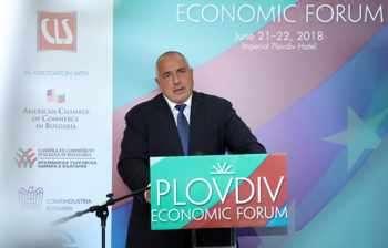 Борисов се самообяви за двигател на прогреса