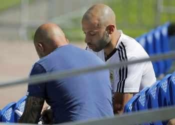 В Аржентина: Меси изяде 7 треньори на националния
