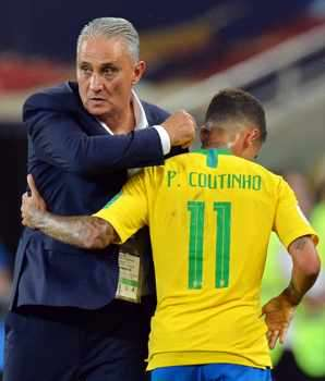Коутиньо се оказа най-важният в бразилския тим