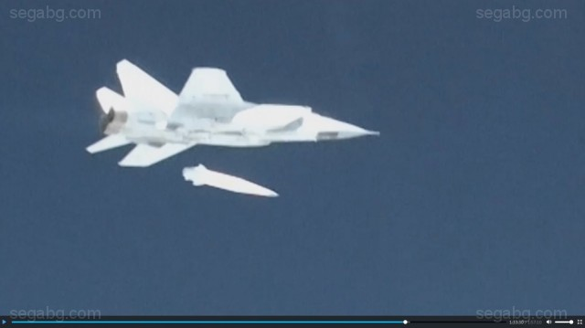 "Снимка: Хиперзвуковите ракети ""Кинжал""  ще бъдат тествани на бомбардировачи Ту-22М3"