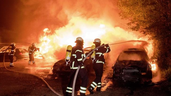 Снимка архивДва автомобила, собственост на горски стражари, са подпалени тази