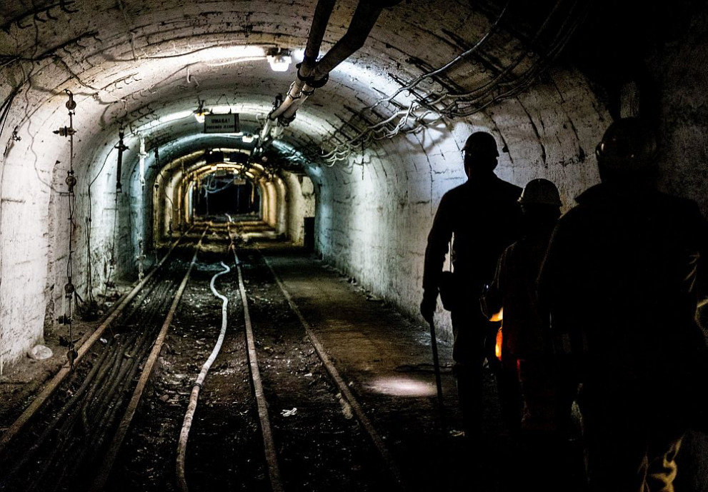 Снимка: БГНЕСШестима миньори са загинали, а трима са били ранени