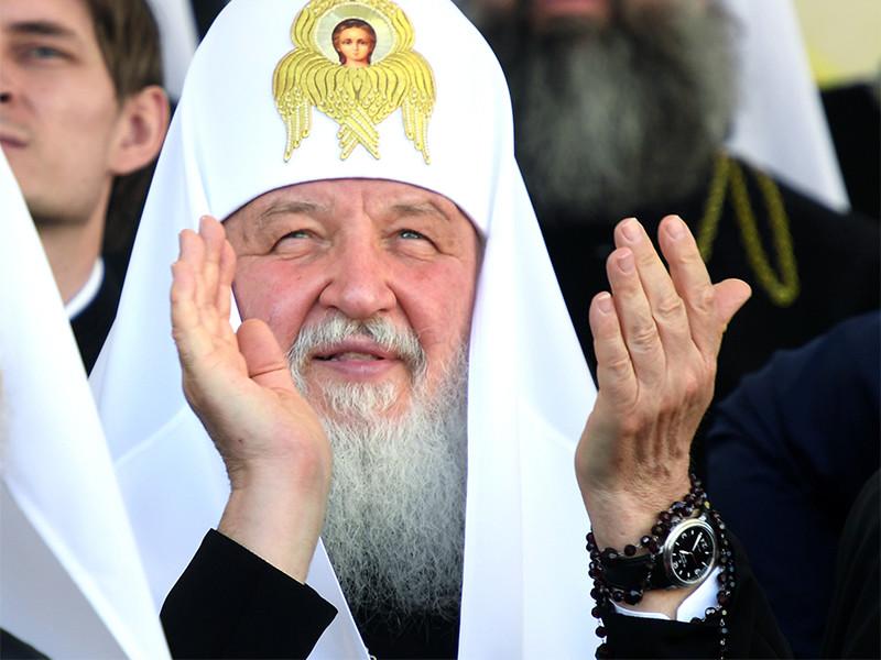 Патриарх Кирил Снимка: РИА НовостиРуският патриарх Кирил предложи на психично