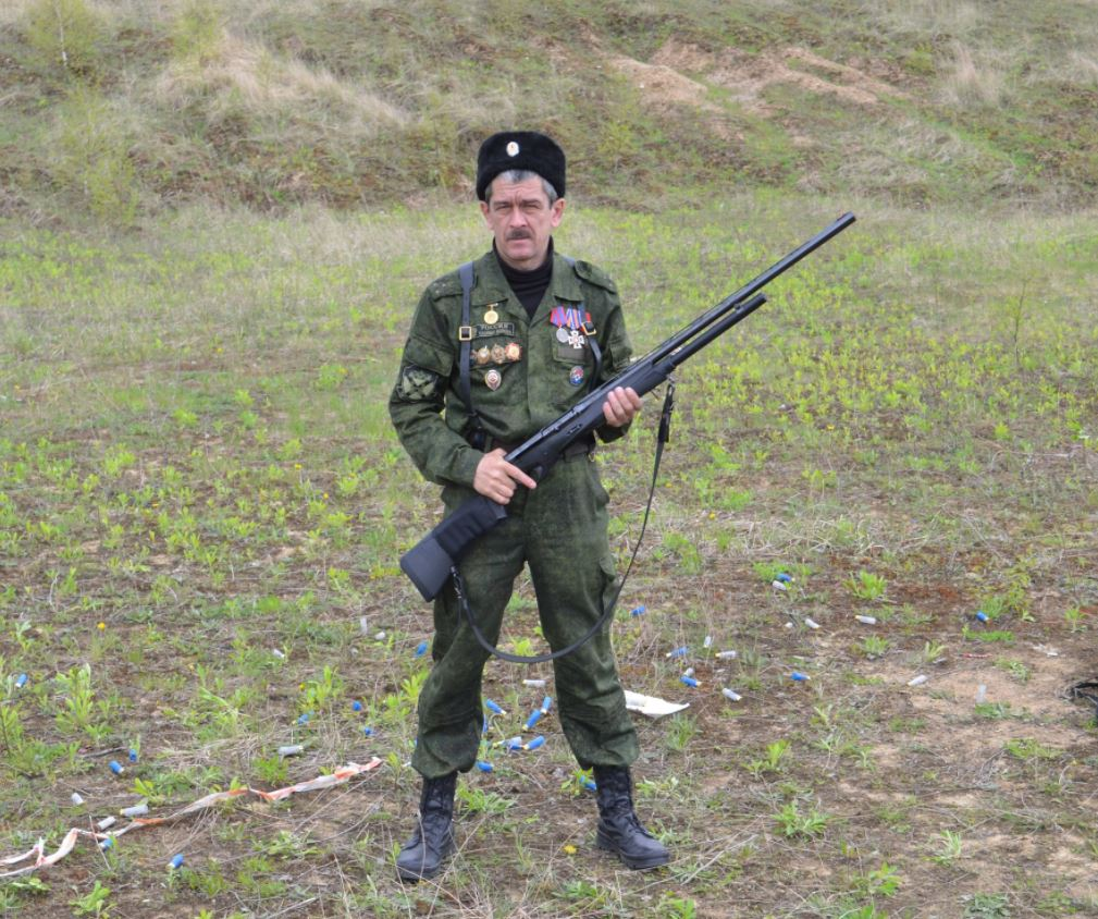 Един от загиналите е руският казак Владимир Логинов от Калининград,