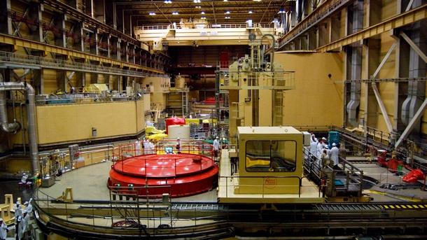 Трансформатор на Курската АЕЦ се е възпламенил и се е