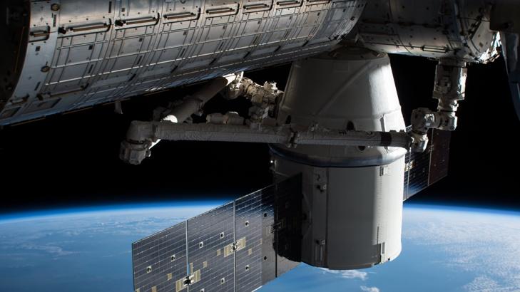 Снимка БГНЕСРоскосмос обмисля комерсиализация на руския сегмент на Международната космическа