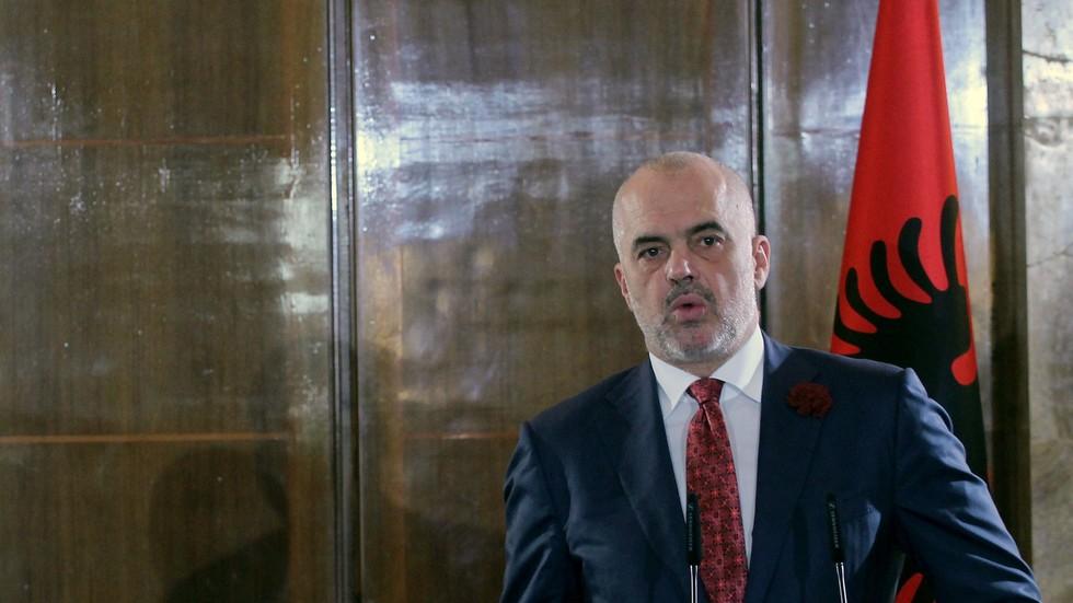 Изказването на министър-председателя на Албания Еди Рама за обща външна