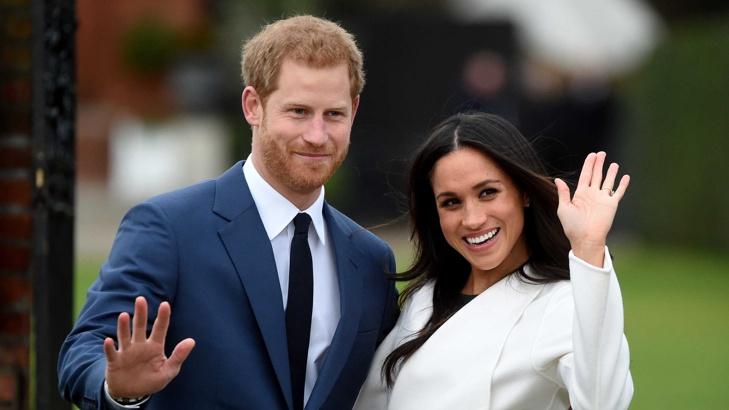 Снимка БГНЕССватбата на внука на британската кралица Елизабет Втора принц