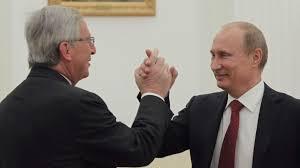 """Снимка: Критикуват Жан-Клод Юнкер заради """"възмутителното"""" писмо до Владимир Путин"""