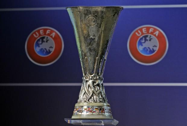 Снимка: ИнтернетТрофеят в Лига Европа бе откраднат и впоследствие намерен