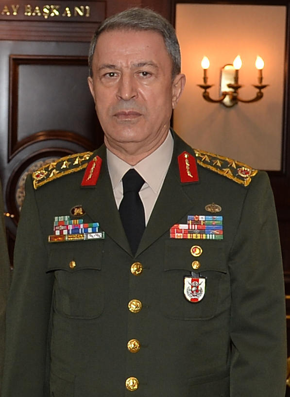 Шефът на турския генерален щаб ген. Хулуси Акар заяви, че
