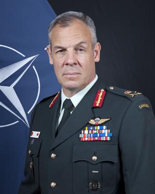 генерал-лейтенант Майкъл Дей