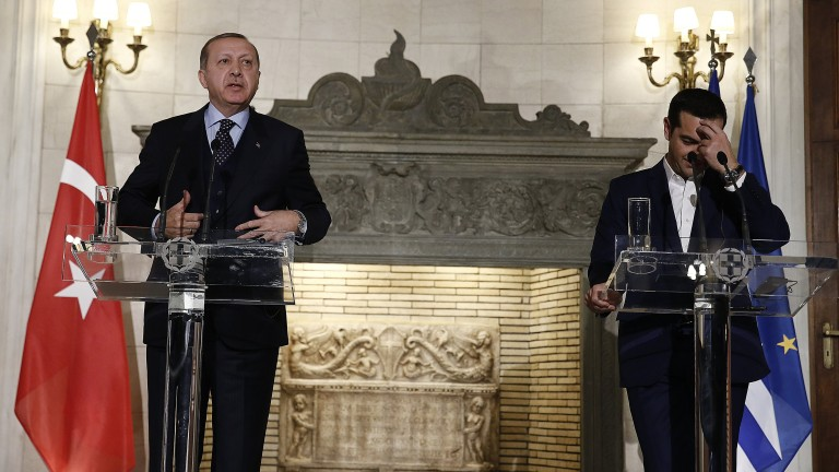 Снимка БГНЕС архивПрезидентът на Турция Реджеп Тайип Ердоган призова за