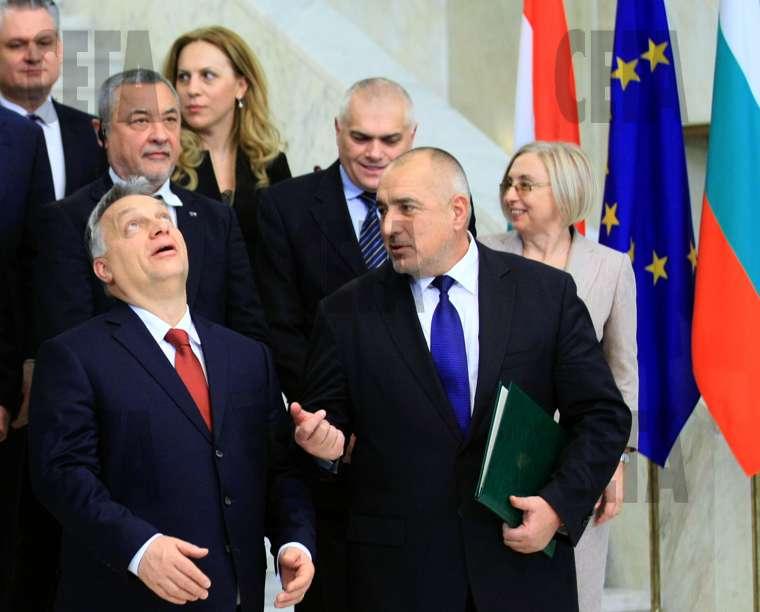 Снимка БГНЕС архивМинистър-председателят Бойко Борисов е запознал в телефонен разговор