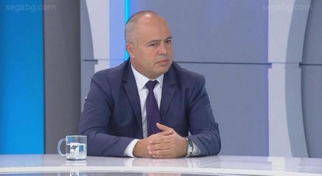 Искане за оставка на зам.-председателя на Народното събрание Емил Христов