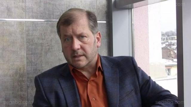 Михаил Екимджиев. Снимка: БГНЕСНай-често шумният арест е индикация за натиск,